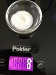 ~8.2g Sea salt