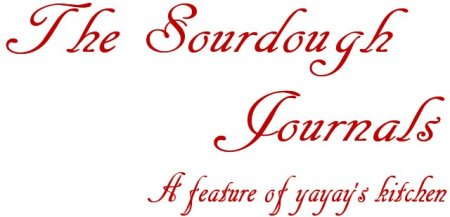 The Sourdough Journals feature logo