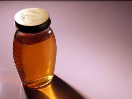 Jar of honey - A morgueFile Free photo