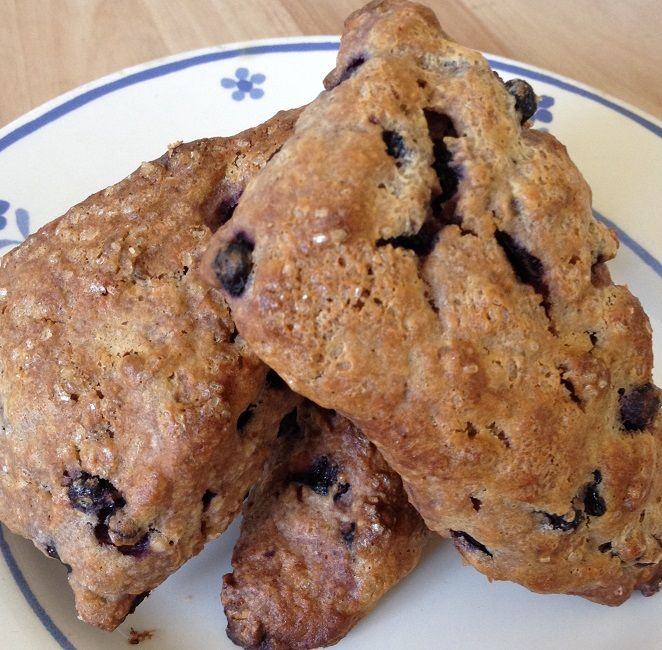 Whole wheat blueberry scones_3844sc