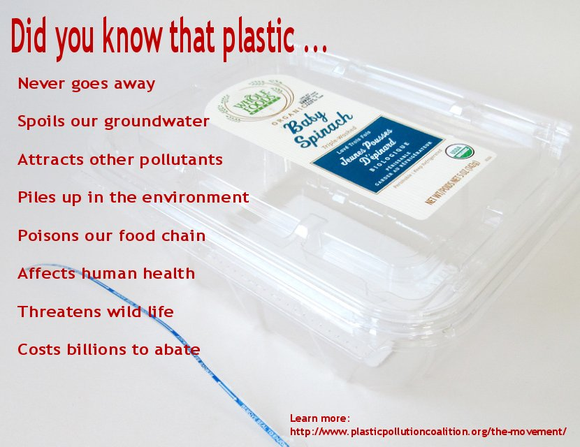 8 plastic facts every consumer should know